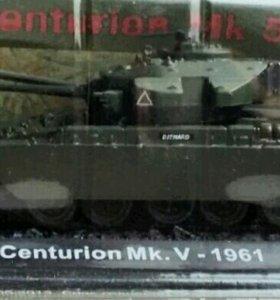 Модель: Танк Сenturion mk V 1961