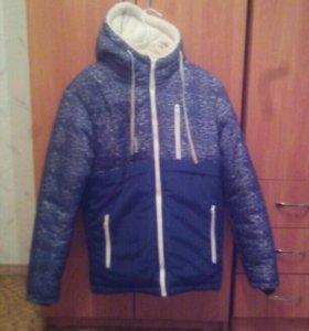 Куртка мужская* Reebok*48р.