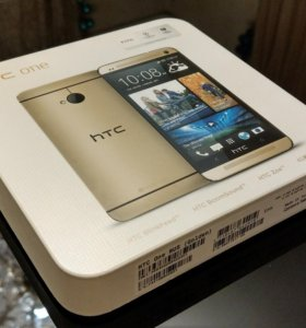HTC One M7 Gold 32gb