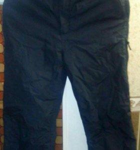 Зимние тёплые штаны р.42-46