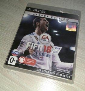 FIFA 18 на PS3