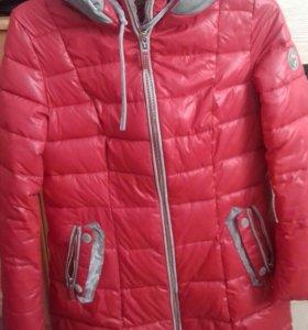 Куртка 46 зимняя