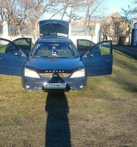 Форд мондео 3 2001 г.