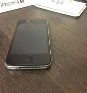 iPhone 4s 16 Gb Black