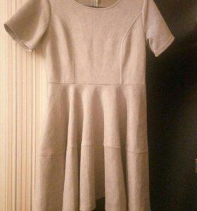 Платье!!! Очень красивое, мягкое! 44-46