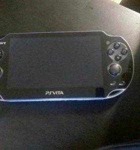 Портативная игровая приставка PS Vita