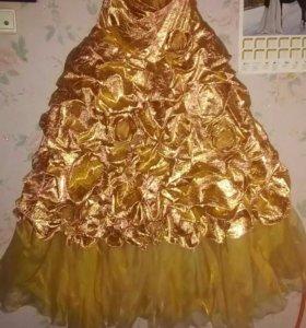 Платье на выпускной или на любое праздничное мероп