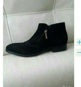 Обувь новая натуральная