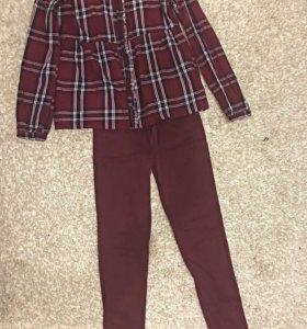 Рубашка штаны