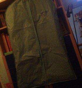 чехол для переноски одежды/костюмов