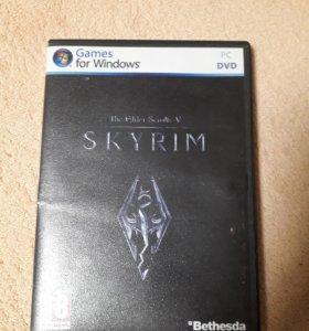 Продам диск SKYRIM