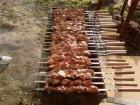 Шашлык и копчености из свинины домашней