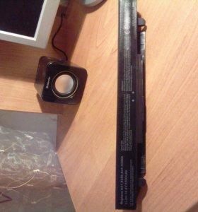 Усиленный Аккумулятор для ноутбука