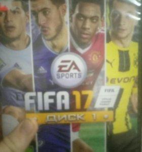 Игра FIFA 17 с активацией(ключ)