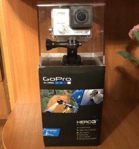 Экшн Камера Go Pro Hero 3+