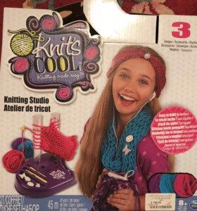 Набор для вязания Knits Cool (Нитс Кул)