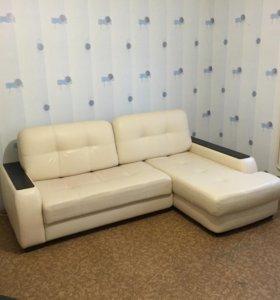 """Комплект мягкой мебели """"Сиэтл"""" (диван и кресло)."""