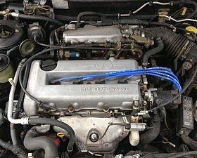 Двигатель от Ниссан Премьера