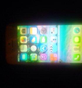 iPhone 5 с документами