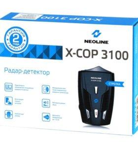 Автомобильный радар Neoline X-COP 3100 (Новый)