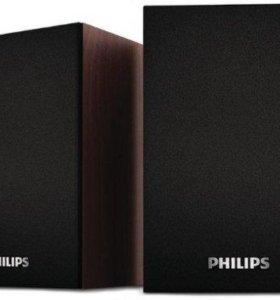 Колонки philips SPA20