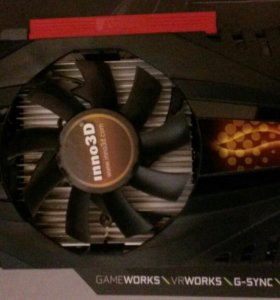 Видеокарта Gigabyte GeForce GTX 750 Ti 1024Мб,