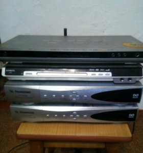 DVD и акустика