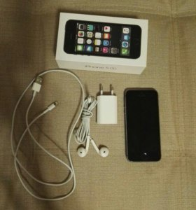 Apple iPhone 5s состояние идеальное