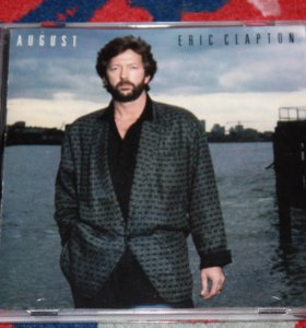 Фирменный CD Eric Clapton – August - 1986