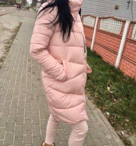 Новая куртка(зима)