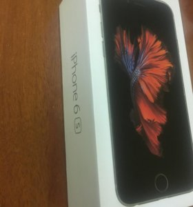 "iPhone 6s ""space gray"" 16gb"