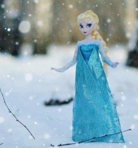 Классические куклы Anna, Elsa & Kristoff , Frozen