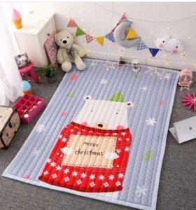Детский коврик -одеяло