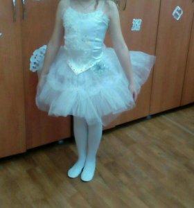 Новогодний костюм балерины