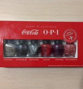Лаки для ногтей OPI