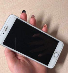 iPhone 6 на 16гб в комплекте коробка и зарядка