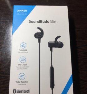 Беспроводные наушники SoundBuds Slim