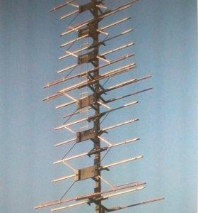 Антенна широкодиапазонная