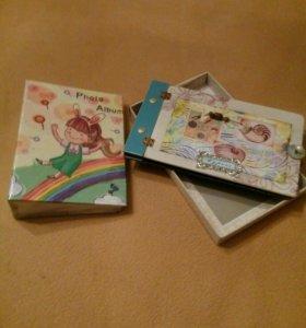 Новые детские фотоальбомы