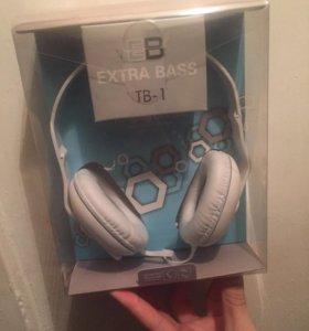 Наушники Extra Bass TB-1