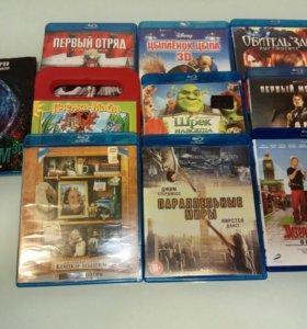 Диски Blu-Ray обмен