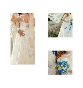 Свадебное платье♡