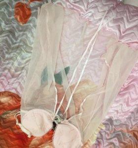 Ночной будуар нежно розового цвета