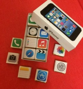 Шокобокс Айфон 7