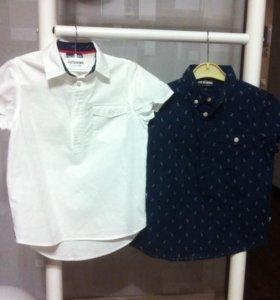 Рубашки для мальчика (размер 122)
