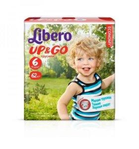 Libero Up&Go 6 (13-20 кг)