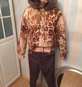 CoolAir пуховой зимний костюм