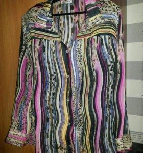Блузка размер 56-58