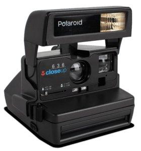 "Фотоаппарат ""Polaroid 636"" CloseUp Unated Kingdom"