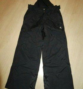 Зимние утеплённые брюки. Рост 152-160.